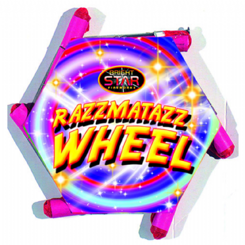 Razzmatazz Catherine Wheel